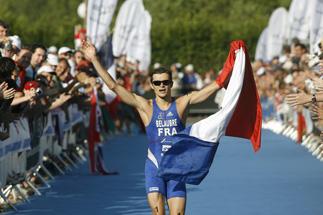 Championnat d'Europe Autun Fred Belaubre