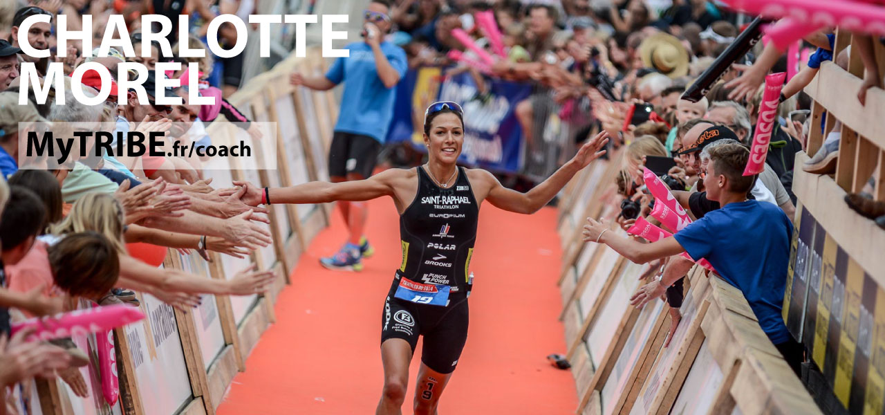 Charlotte Morel - MyTRIBE Triathlon Coaching