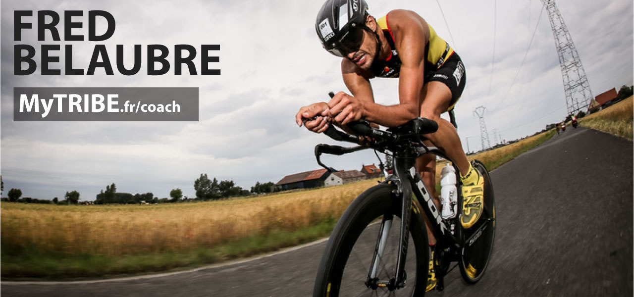 Fred Belaubre - MyTRIBE Triathlon Coaching